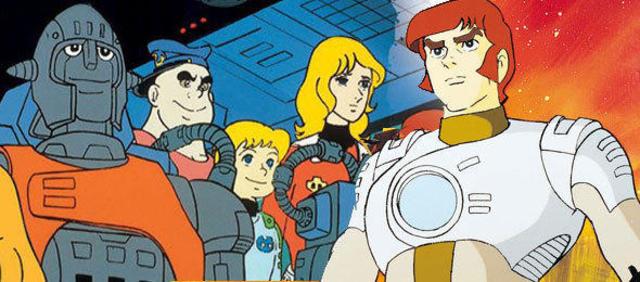 Captain Future und seine Crew